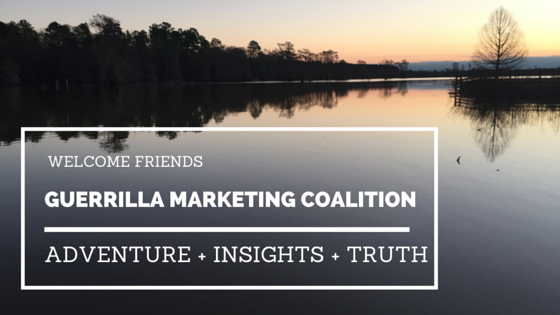 Welcome to Guerrilla Marketing Coalition